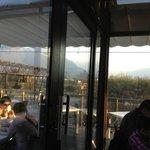 Vista hacia el Cerro de la Silla