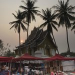 One of the many temples in Luang prabang. Photo by Peter Derrett