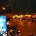 Blue Mango near Thapae Gate
