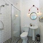 Rennovated Ultra Modern Bathroom