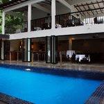Oasis Lounge Pool Area