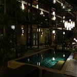 Tres bel hotel