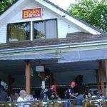 buddy bar on Saikeaw Beach