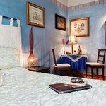 B&B Blue double room