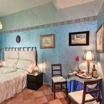 B&B Blue double room