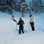 Snowshoe Trip