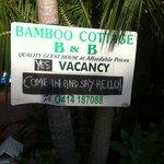 Bamboo Cottage B&B Foto