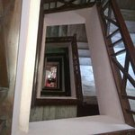 I'm sure the stairs are no problem for backpackers!