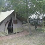 Moof Africa  Mosquito free Tented Camp
