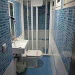 シャワー・トイレルーム