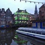 Amsterdam central area
