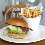 Best Burger & Chips in Hove?