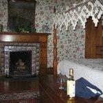 Very comfy bedroom