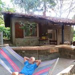 Our Casita and hammock