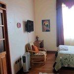 Hotel Room 307