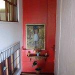 Hotel Stairwell