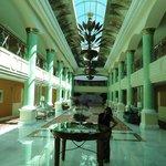Otra foto del interior del hotel
