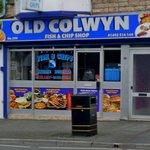 Old Colwyn Fish & Chip Shop