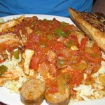 Try the Jambalaya!