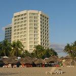 hotel vue de la playa