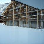 Photo de Mont Blanc Alpine Estate