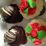 Amazing cup cakes.