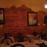 Panorama of Sante dining room