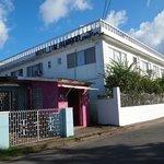 Hotel Timbamboo in Port  Antonio, Jamaica.