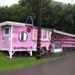 Pink Refreshment Stand