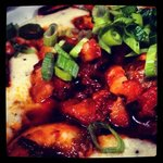 Shrimp and grits - sunday Brunch