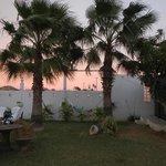 Sunset from casita #1