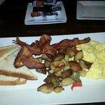 outstanding bacon!