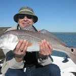 Me with a redfish!