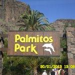 Eingang Palmitos Park