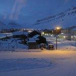 main street Longyearbyen