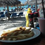 If you love french fries you must try them at Gilligan's Radisson!
