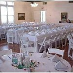 Our upstairs banquet hall