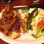 Steak Sanger