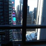 times square from lounge window 2