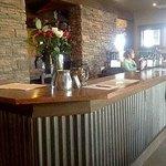 Wine bar at Silvara Winery