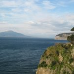 Off the coast of Sorrento