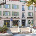 Photo de Hotel Restaurant Soleil et Jardin