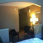 Comfort Suites Las Colinas Center Foto