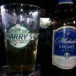 Cold beer, warm friends and good food. That's Harry's!