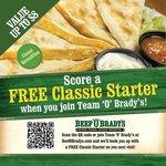 Team O' Brady's