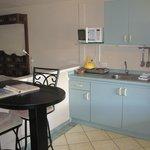 Studio # 2 kitchen