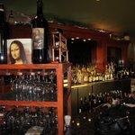 classical bar area