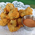 Conch Fritters