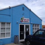 the front of island cuisine