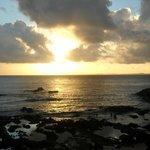 Sunset Itapua Beach